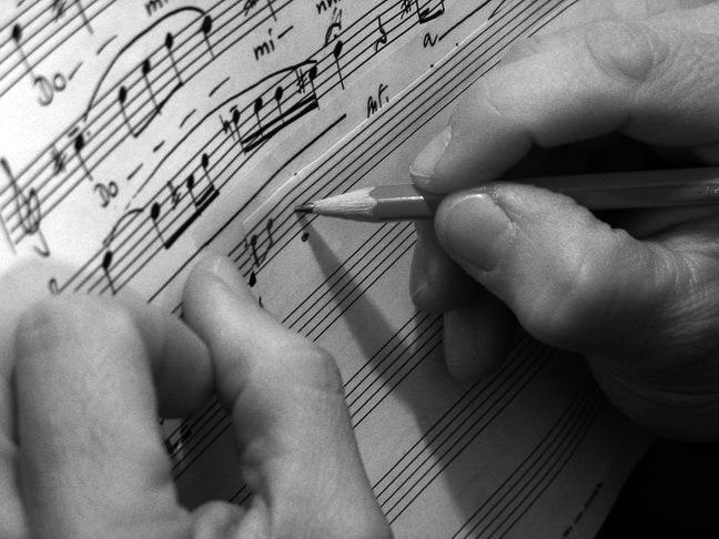 komponieren